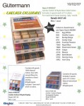 Gutermann Product Sheet, 2007