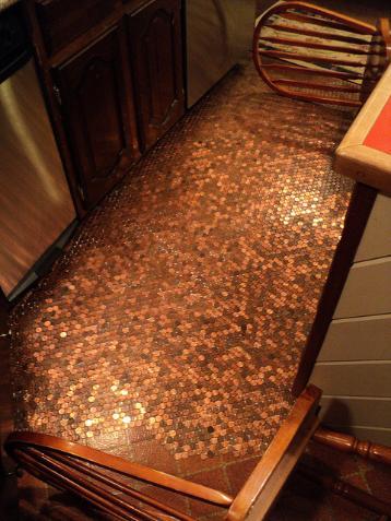 5,000 pennies
