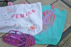 ON Beach Bags