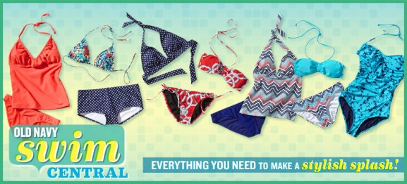Old Navy Swimsuits