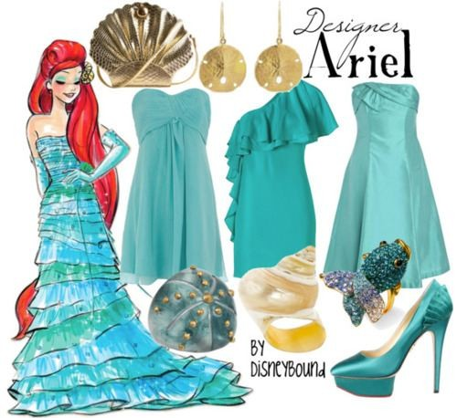 Big fan of Ariel, Little Mermaid