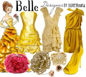 Belle, Beauty & the Beast