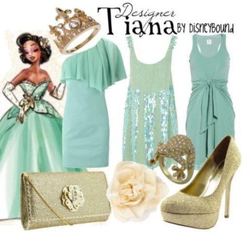 Disney Princesses Inspire Clothes Christina Designs Art
