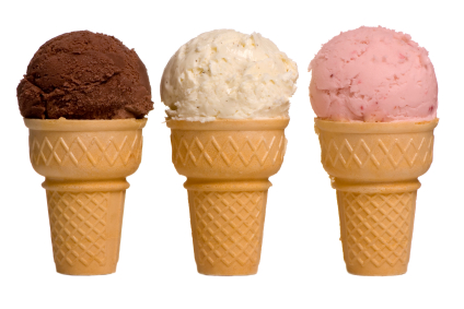 Ice Cream Flavors