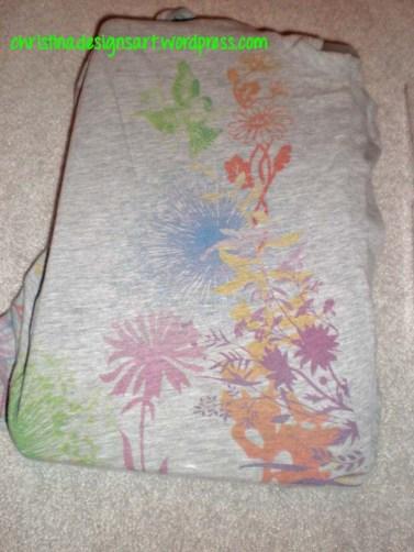 diy glitter embellished shirt by christina designs art