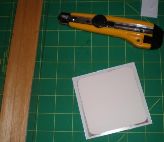 Cutting photos to size